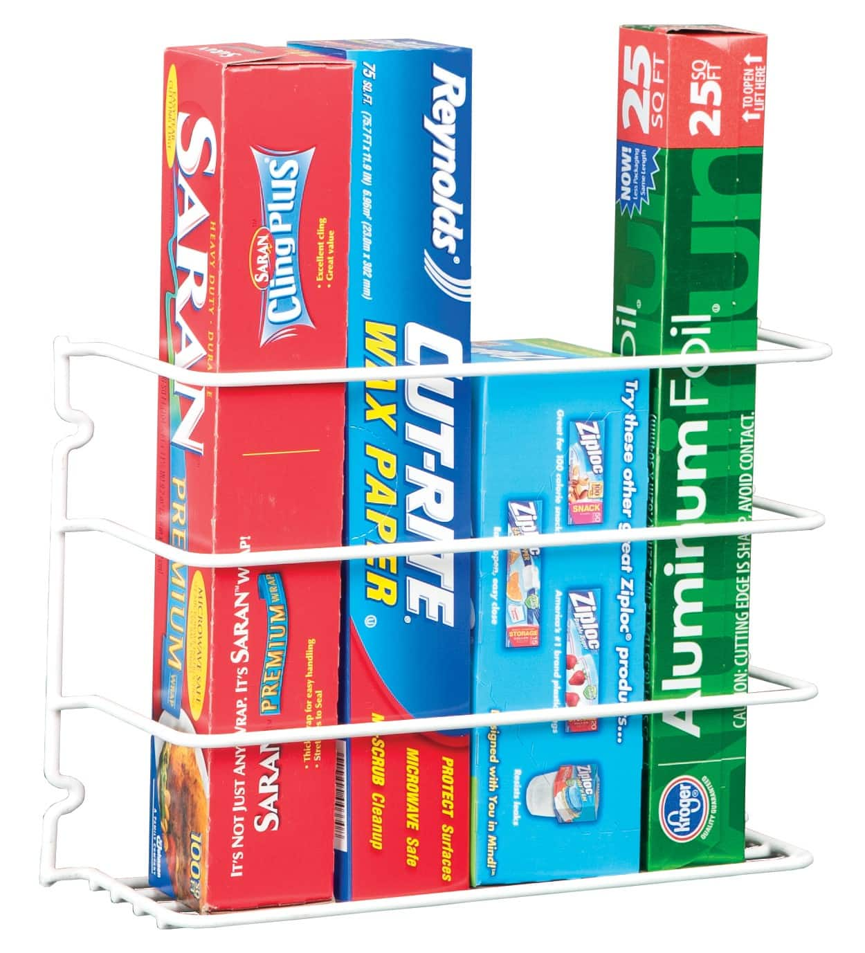 Panacea Kitchen Foil and Wrap Rack for $2.64