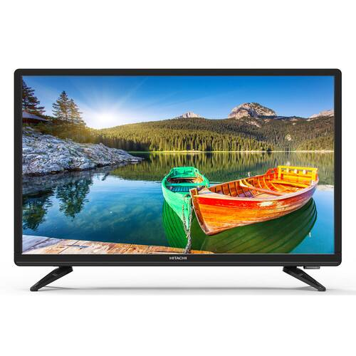 "Hitachi 22"" Class FHD (1080P) LED TV for only $99.99 with Free Shipping"