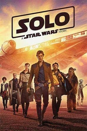Star Wars: The Last Jedi or Solo: A Star Wars Story. Blu-ray $3.99 Used @Redbox