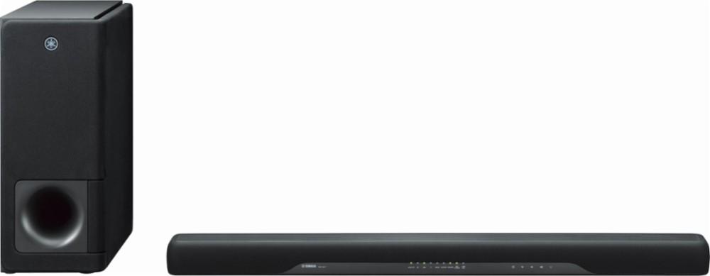 Yamaha YAS-207BL Sound Bar with Wireless Subwoofer YAS-207BL $229.99
