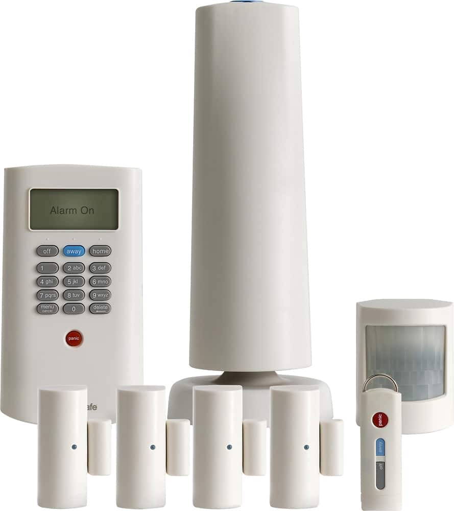 SimpliSafe - Protect Home Security System - Bestbuy - $169.99