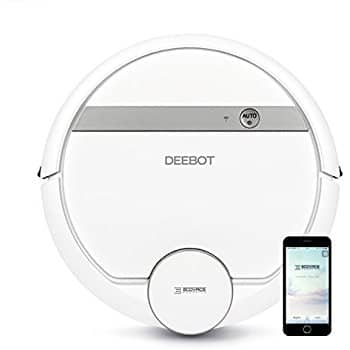 ECOVACS DEEBOT 900/901 Smart Robotic Vacuum - $303.99 - Free S/H