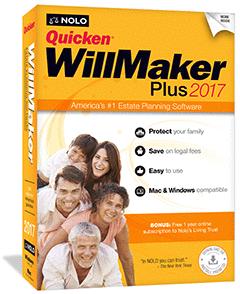 Quicken Willmaker Plus 2017 for $27.50 (50% off)