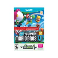 Deal: REFURBISHED - New Super Mario Bros. U + Super Luigi U $30 at the Nintendo Store Online  - shipping is $5