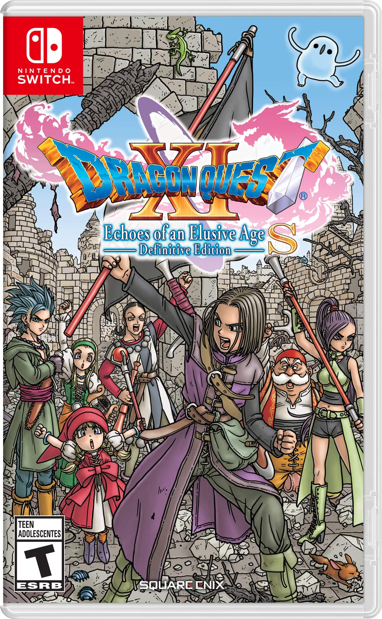 Dragon Quest XI S (Nintendo Switch Version only) $44.88 Wal-Mart brick and mortar (YMMV) pre-tax $48.58