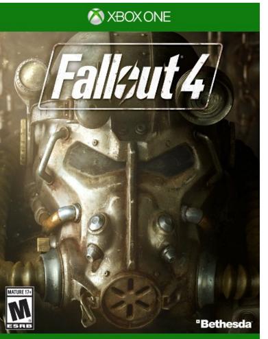 Fallout 4 $23.99 on Amazon - PS4, Xbox, PC