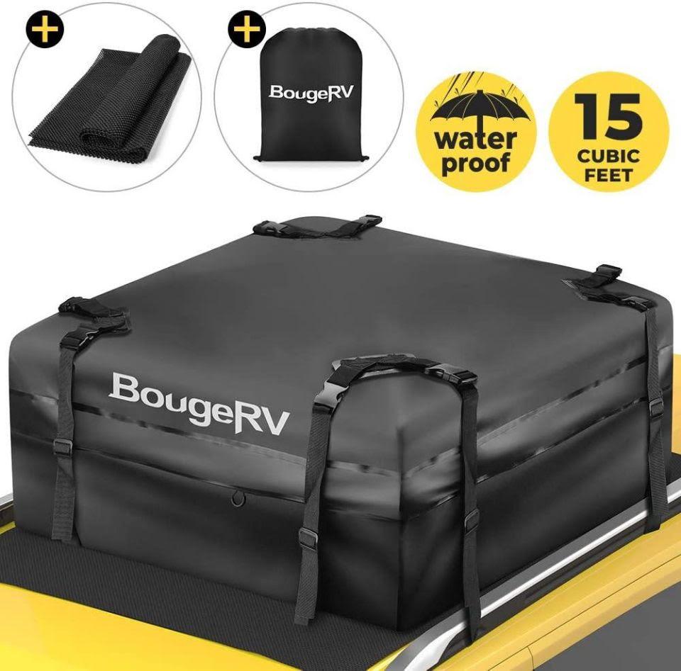 Rooftop Carrier Bag FS $42