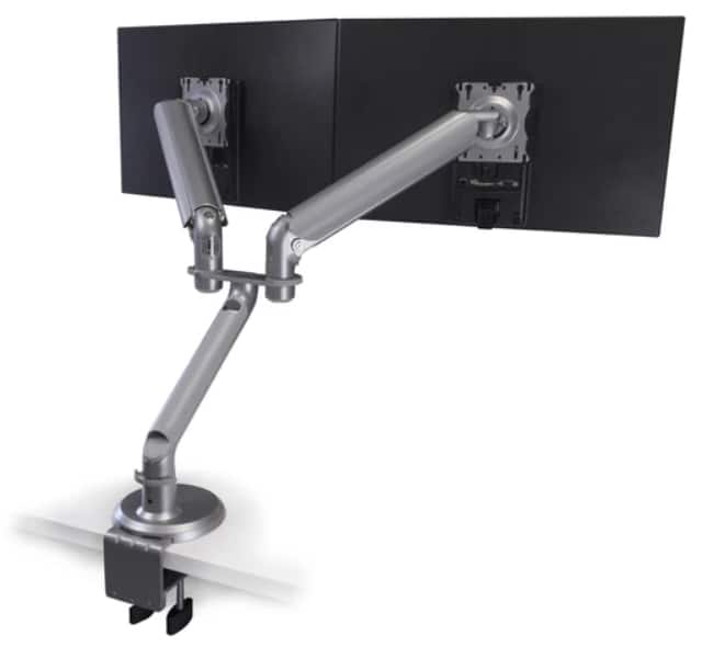 iMovR Tempo Dual-Screen Two Arm Monitor Arm