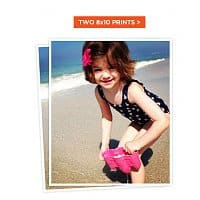 ShutterFly Deal: Shutterfly 2 free 8x10 prints, Magnet or mouse mat plus $3 shipping and tax