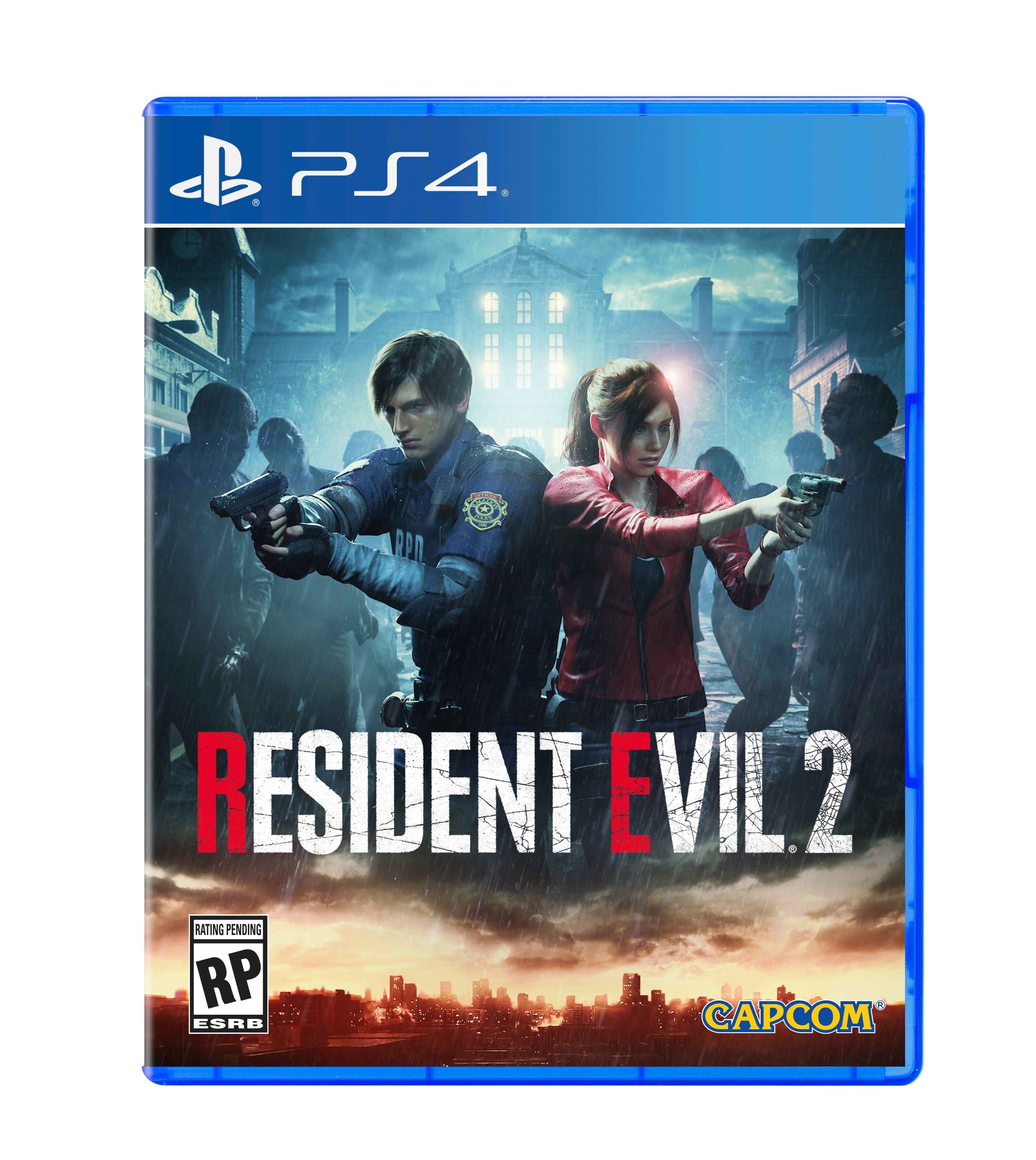Resident Evil 2 for Playstation 4 in store for $15.00 (YMMV)