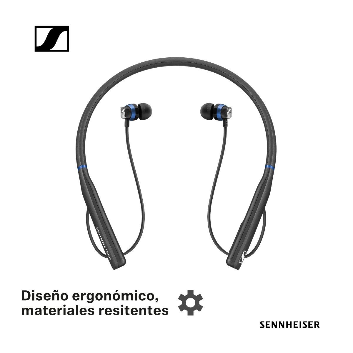 Sennheiser CX 7.00BT Wireless In-Ear Headphone w/ S&S + Free S&H at Amazon $89.95