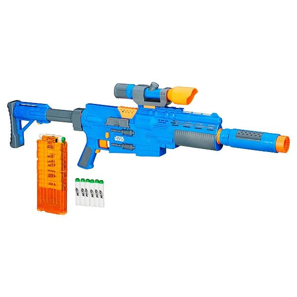 Nerf Star Wars Captain Cassian Andor Eadu Deluxe Blaster $23.98 *In-Store Only, YMMV*