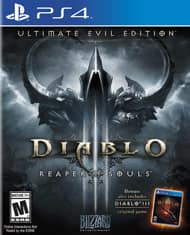 Diablo III: Ultimate Evil Edition: PS4/Xbox One $20, Best Buy & Gamestop