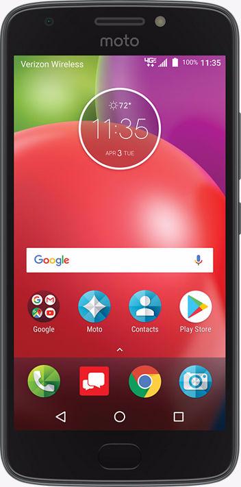 Motorola Moto E4 Verizon for $39.99 @ Target B&M YMMV