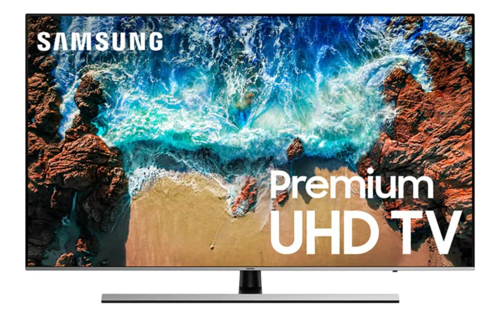 Samsung NU8000 Series 55 inch Class LED Ultra HD 4K Smart TV - FS and possibly no tax $649.96