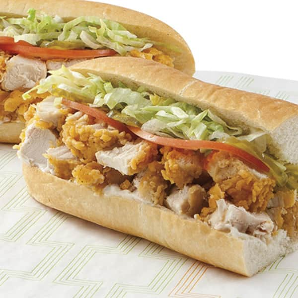 Publix Deli Chicken Tender Whole Sub $5.99 (4/15/21-4/21/21) YMMV