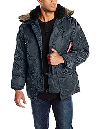 Alpha Industries Men's N-3B Parka Coat, only $61.08 For small, free shipping, other size will be different prices
