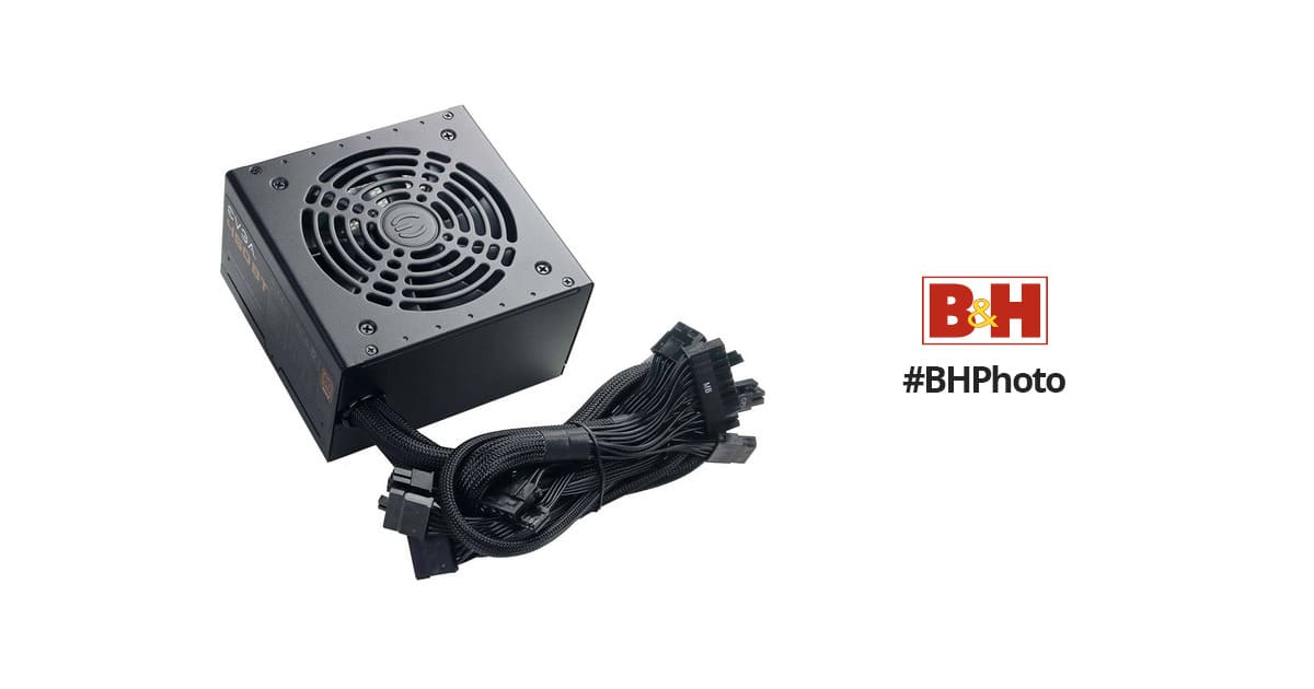 EVGA 450BT 450W 80 Plus Bronze Power Supply at B&H,$21.99 no tax in many state