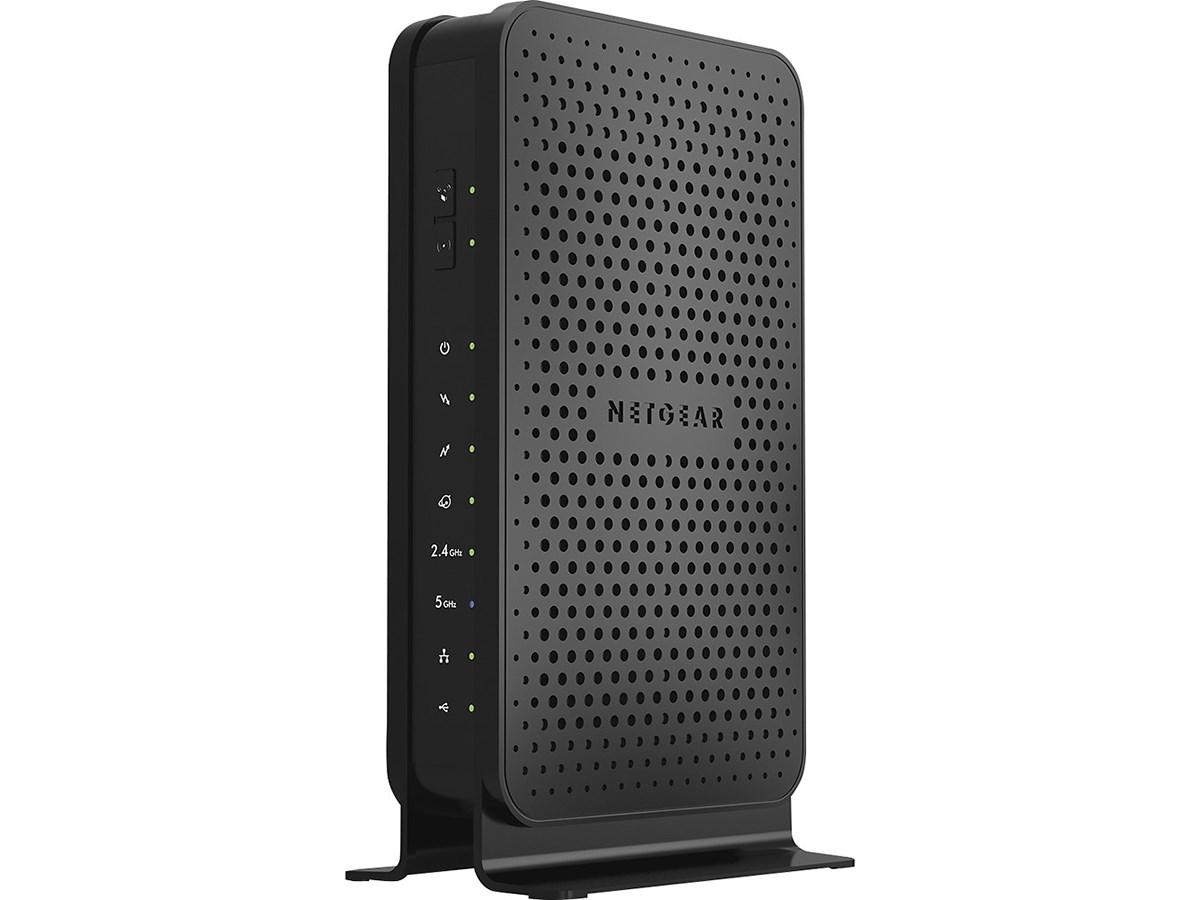 Netgear C3700 N600 WiFi Cable Modem Router $49.99