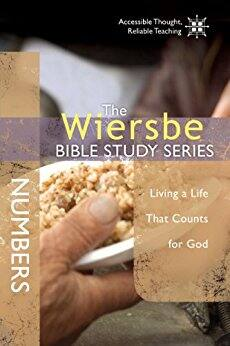 The Wiersbe Bible Study Series: Numbers: Living a Life That Counts for God - Free eBook