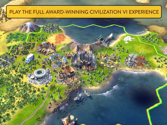 Civilization VI (Civ 6) iPad version - $30 $29 99
