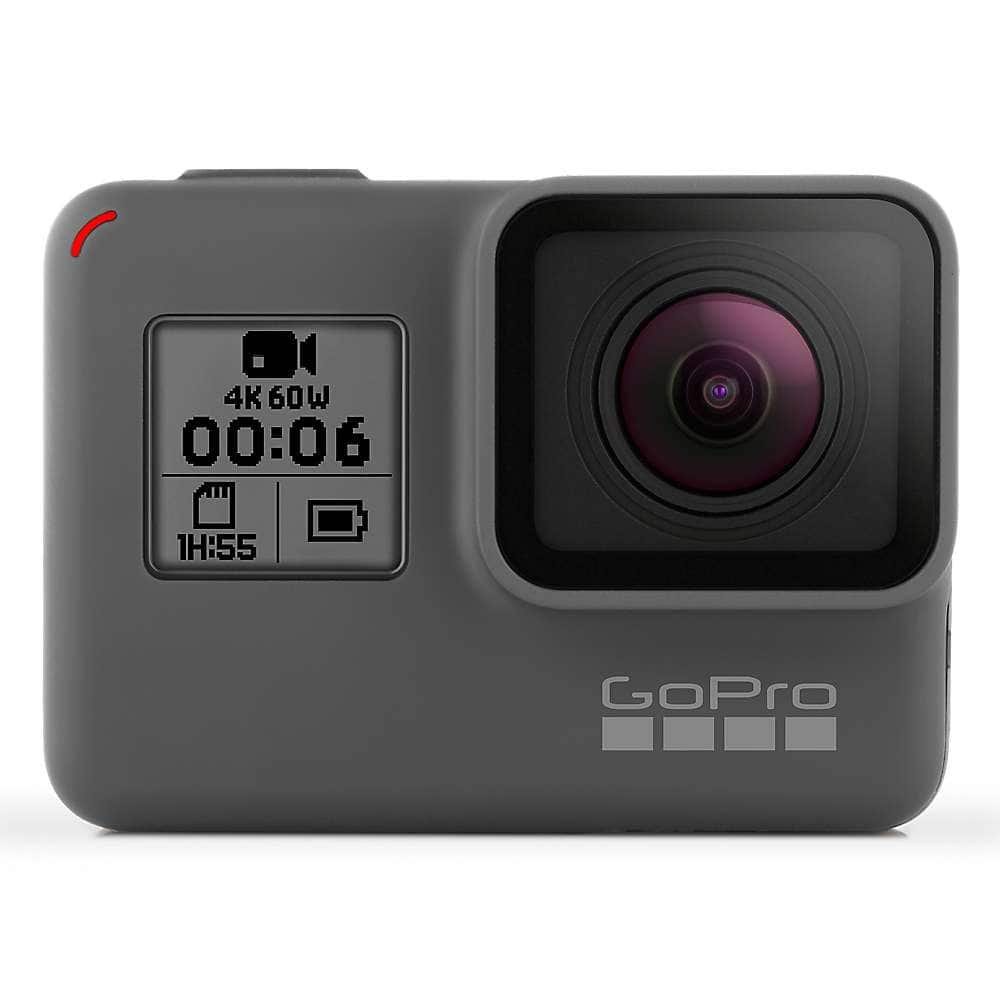 GoPro HERO6 Black Action Camera - $399  in-store P/U only (Portland, OR)