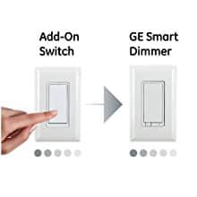 Ge Add On Switch For Z Wave Zigbee And Bluetooth