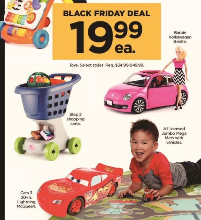 Kohl's Black Friday: Step 2 Shopping Carts for $19.99