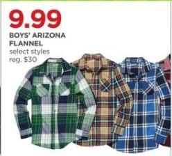 JCPenney Black Friday: Arizona Boys Quarter-Zip Sweater (Select Styles) for $9.99