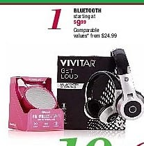 Burlington Coat Factory Black Friday: Bluetooth Wireless Headphones for $9.99