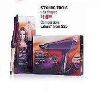 Burlington Coat Factory Black Friday: Styling Tools - Starting At $16.99