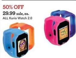Toys R Us Black Friday: All Kurio Watch 2.0 for $29.99