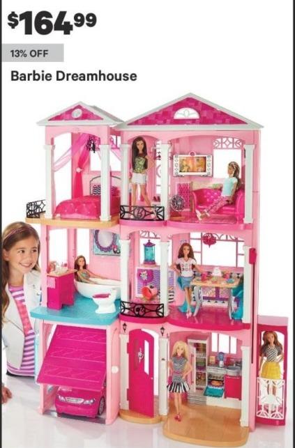 Groupon Black Friday: Barbie Dream House for $164.99