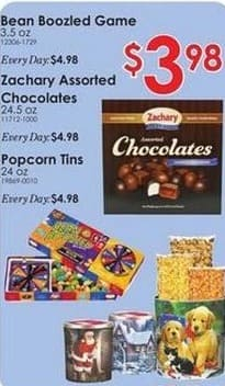 Rural King Black Friday: Zachary Assorted Chocolates for $3.98