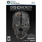 Dishonored Game of the Year Edition(PC) $7.97 Instore only YMMV