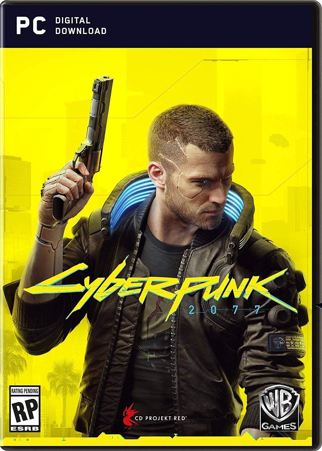 Cyberpunk 2077 - PC/Xbox 1/Ps4 [Pre Order][Amazon] $49.94