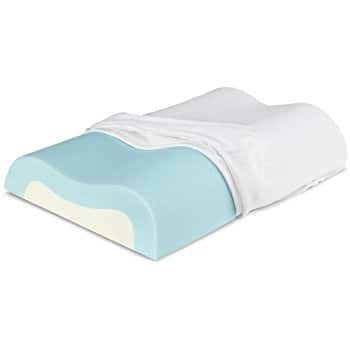 Sleep Innovations Cool Contour Memory Foam Pillow with Soft Microfiber Cover Standard Size $4.80 + $5.74 shipping at Amazon $10.54