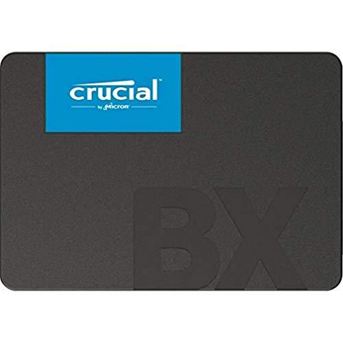 Crucial BX500 1TB 3D NAND SATA 2.5-Inch - $68.49 or 480G - $43.99 at Amazon