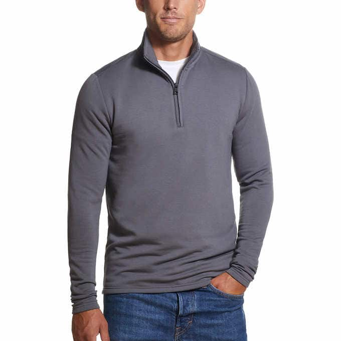 Costco:  Weatherproof Vintage Men's Quarter Zip Pullover on Clearance with shipping included:  $12.97 (with more potential savings if buying at least 5 clothing items)
