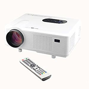 Excelvan CL720 HD Home Cinema Theater Multimedia Projector (3000 Lumens,Native 720P, HDMI) Free Shipping With Prime $72
