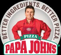 Papa John's 40% off Regular Menu Pizzas - Code THANKYOU