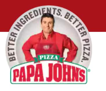 Papa John's 50% off regular price pizzas - Code VDAYPIZZA