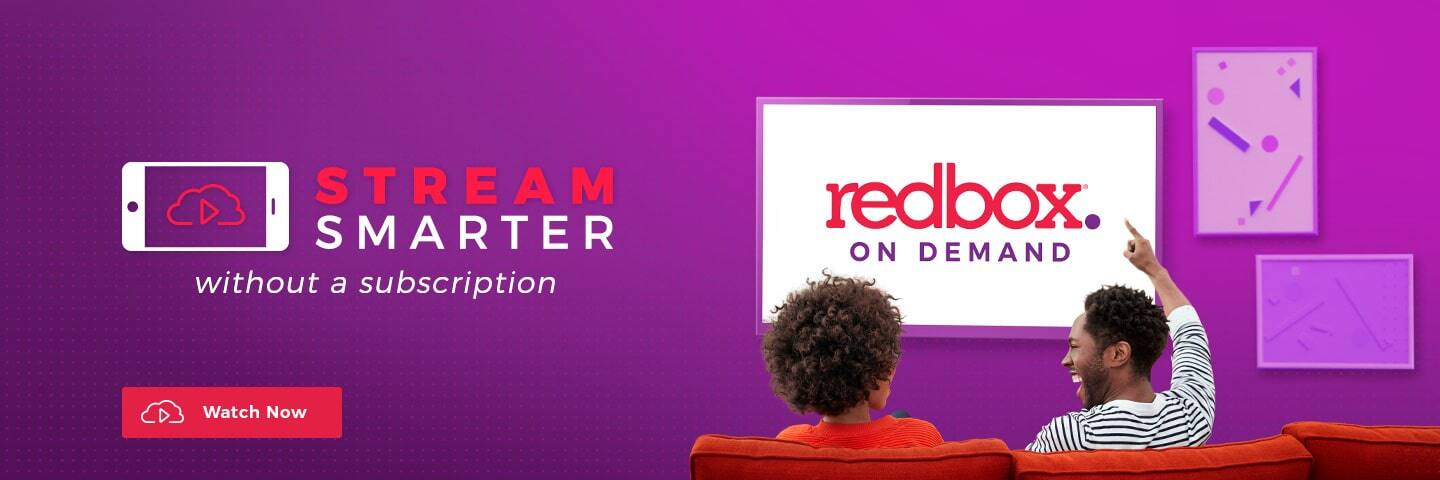 Redbox On Demand Streaming - Only $.99 A Movie on Saturday, 8/4/18