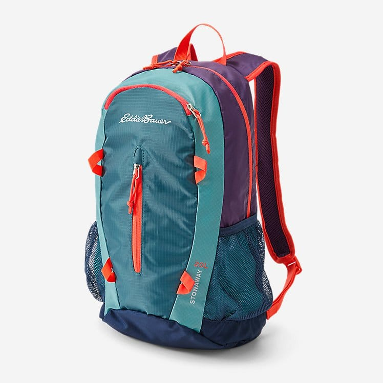 Eddie Bauer Stowaway Packable 20L Daypack $14.99 + Free Shipping