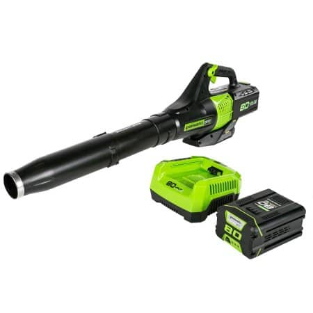 Greenworks BL80L2510 80V Pro Axial Blower with 2Ah Battery and Charger $159.95 at Walmart