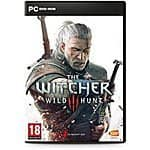 The Witcher 3: Wild Hunt PC (Digital Download) - $30