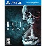 Until Dawn for PS4 (pre-order) + $15 Dell Egift card - $60 + Free shipping