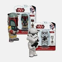 Tanga Deal: Star Wars 4GB Character USB Drive - $8.99 + FS  from Tanga