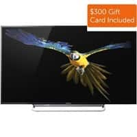 Dell Home & Office Deal: Sony KDL60W630B 60-Inch 1080p 120Hz Smart LED TV + $300 Dell Egift card - $998 + free shipping