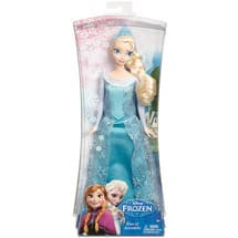Disney Frozen Sparkle Princess Elsa Doll for $12.97 at Walmart